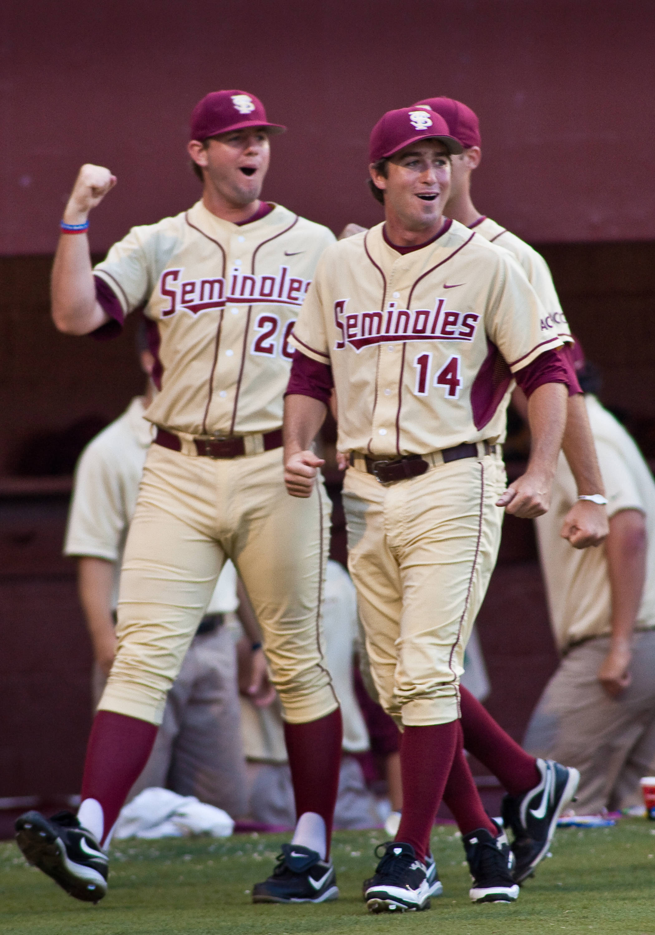 The Noles are pumped
