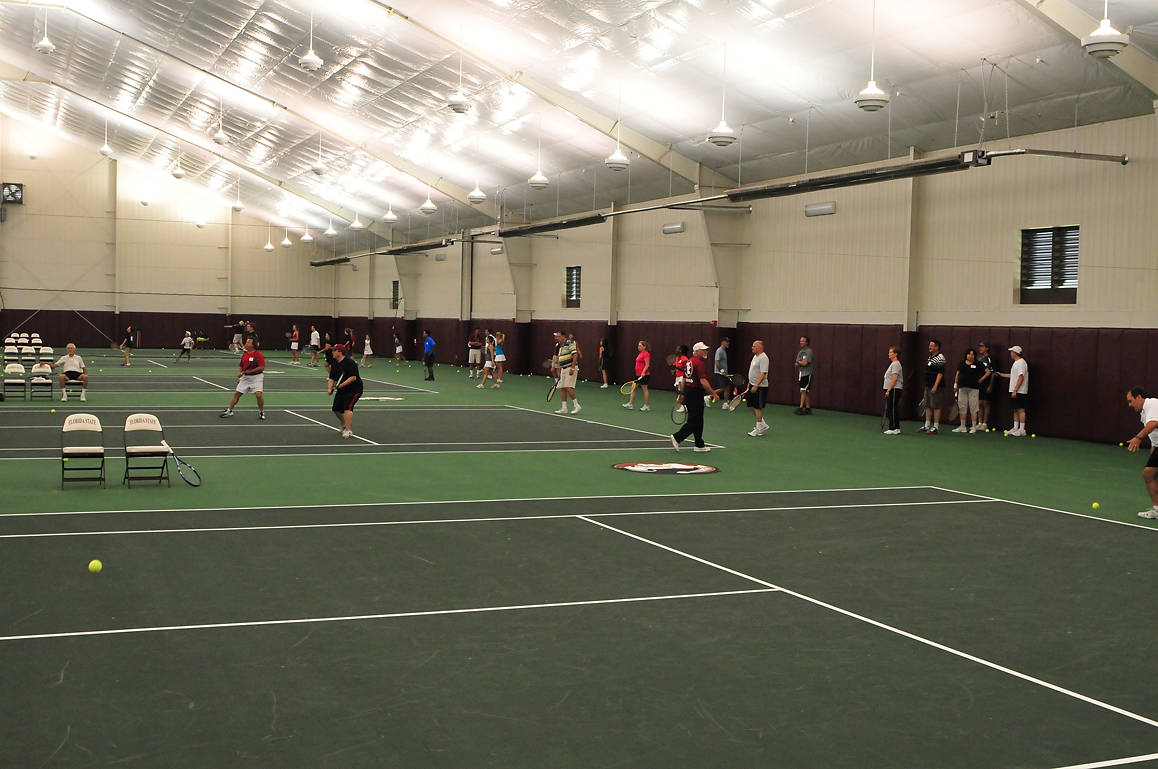 2011 Seminole Tennis Showcase