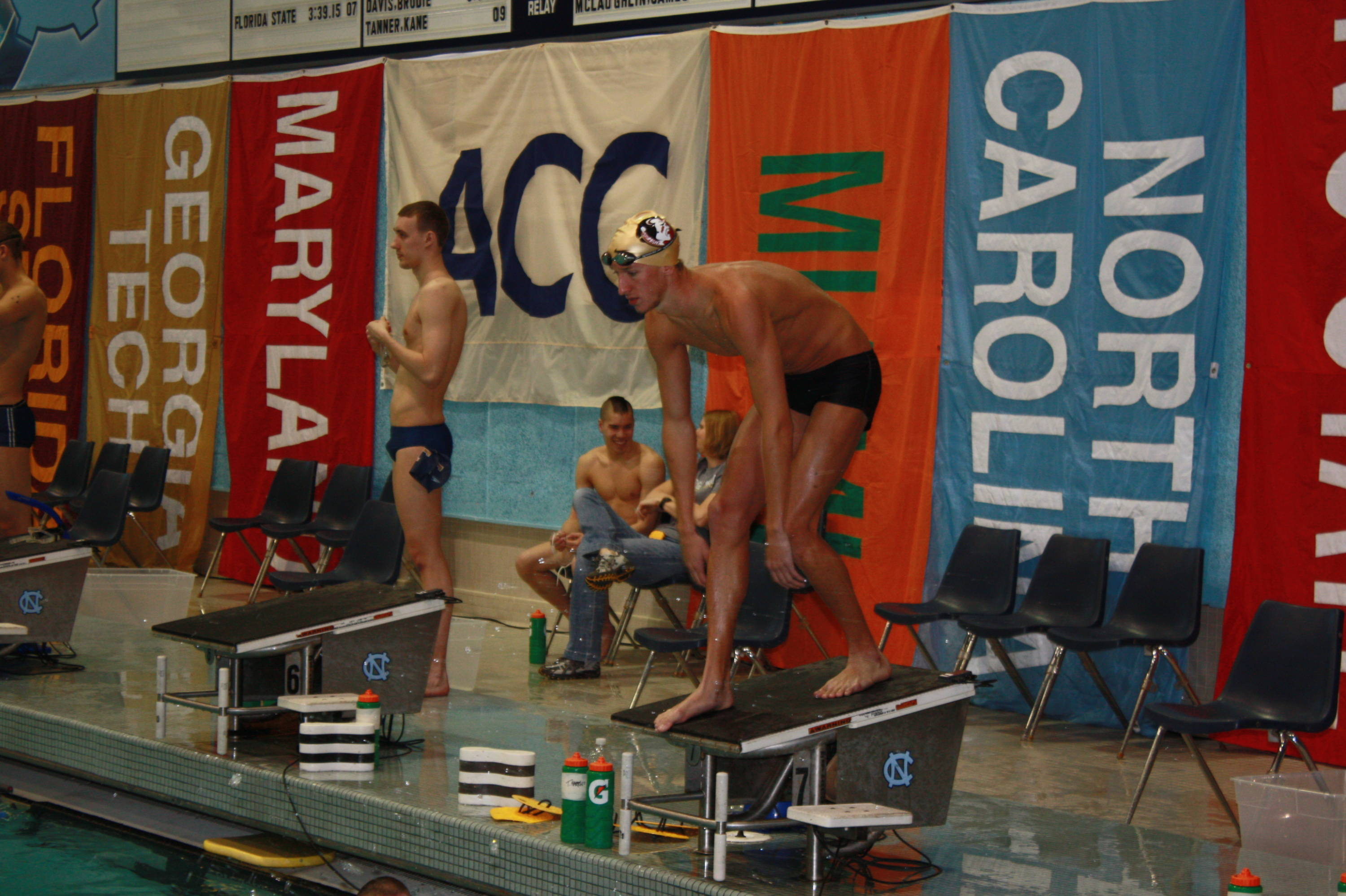 ACC Championships Day 1