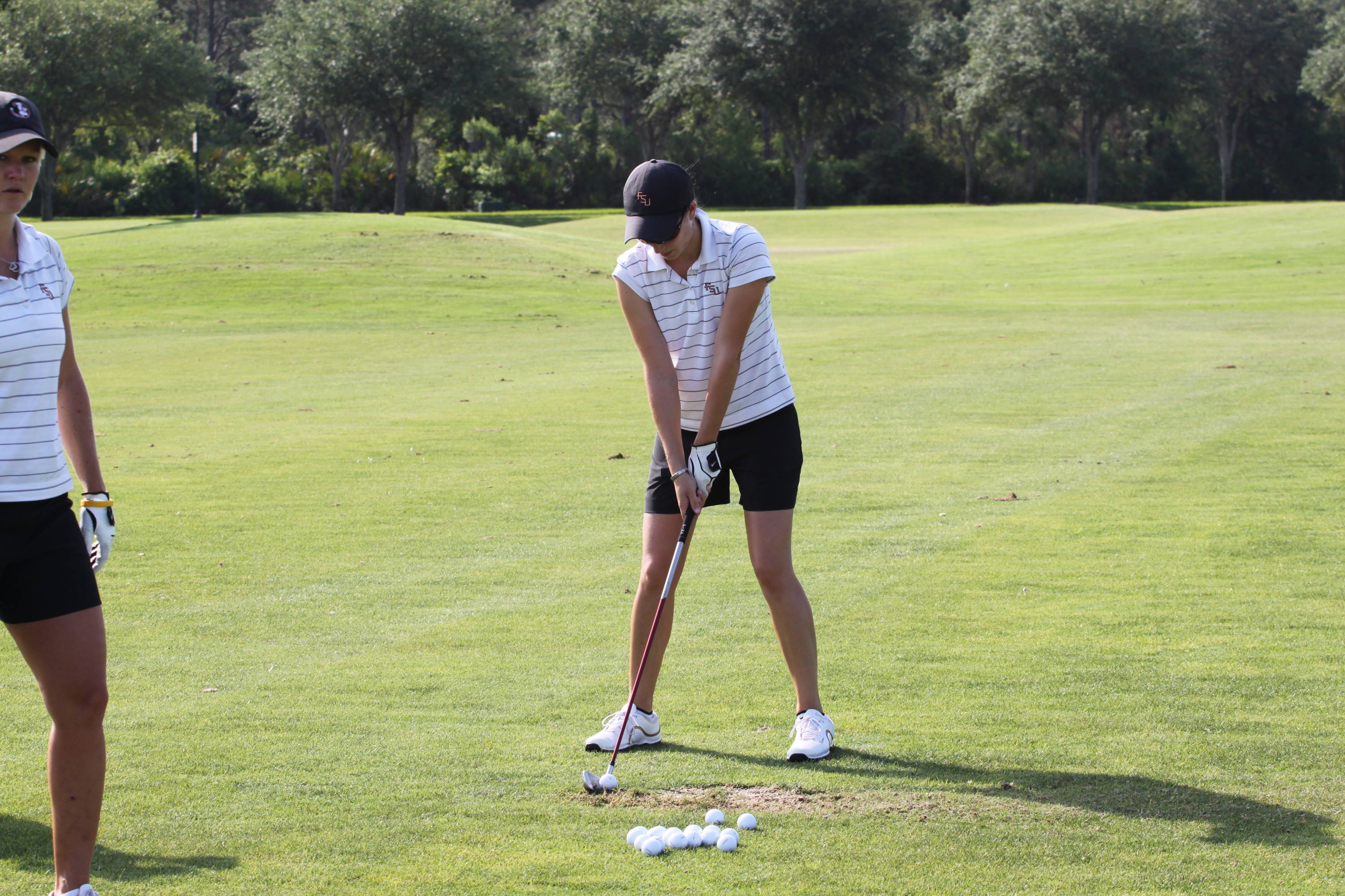 2011 NCAA Women's Golf - Senior Macarena Silva will play in her 39th event as a Seminole at the NCAA East Regional championships.