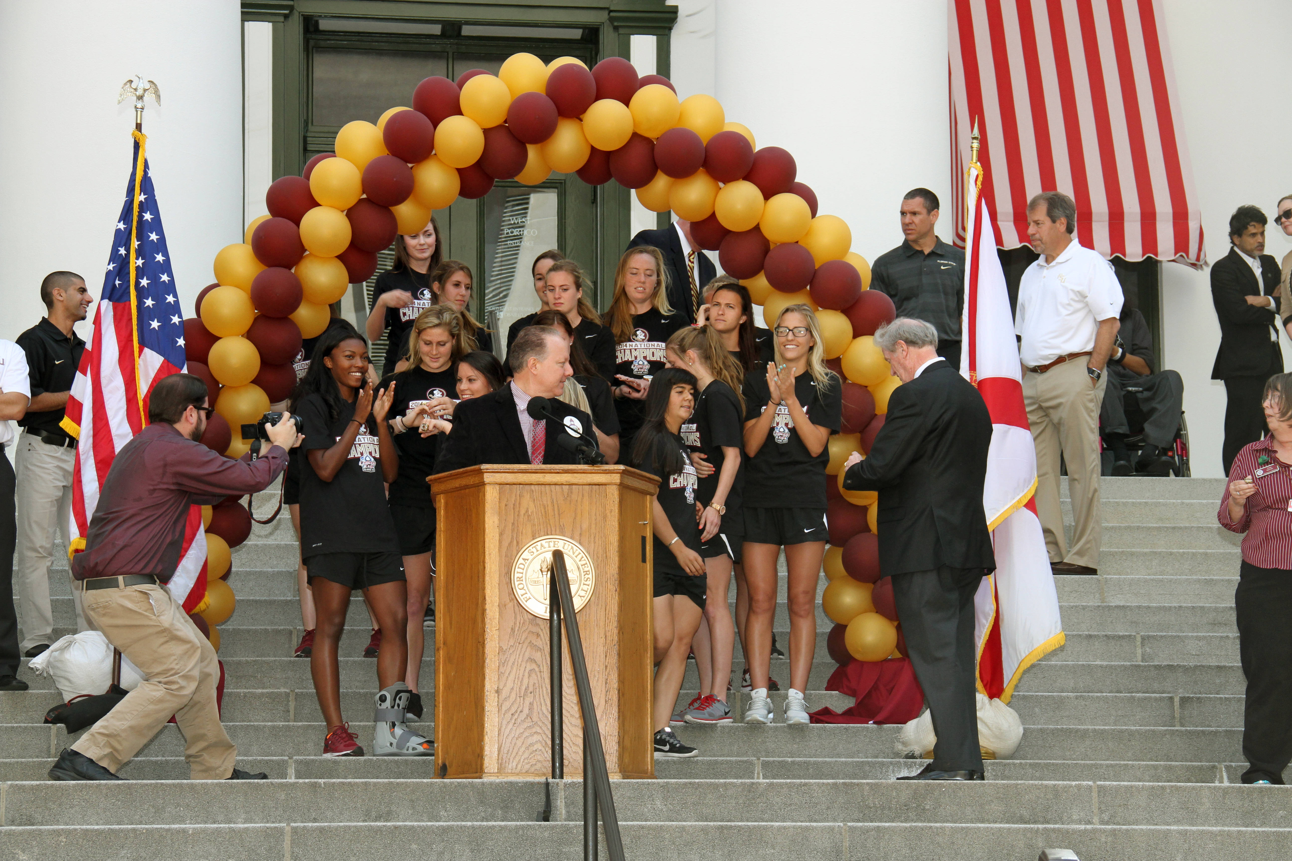 FSU Day at the Capitol