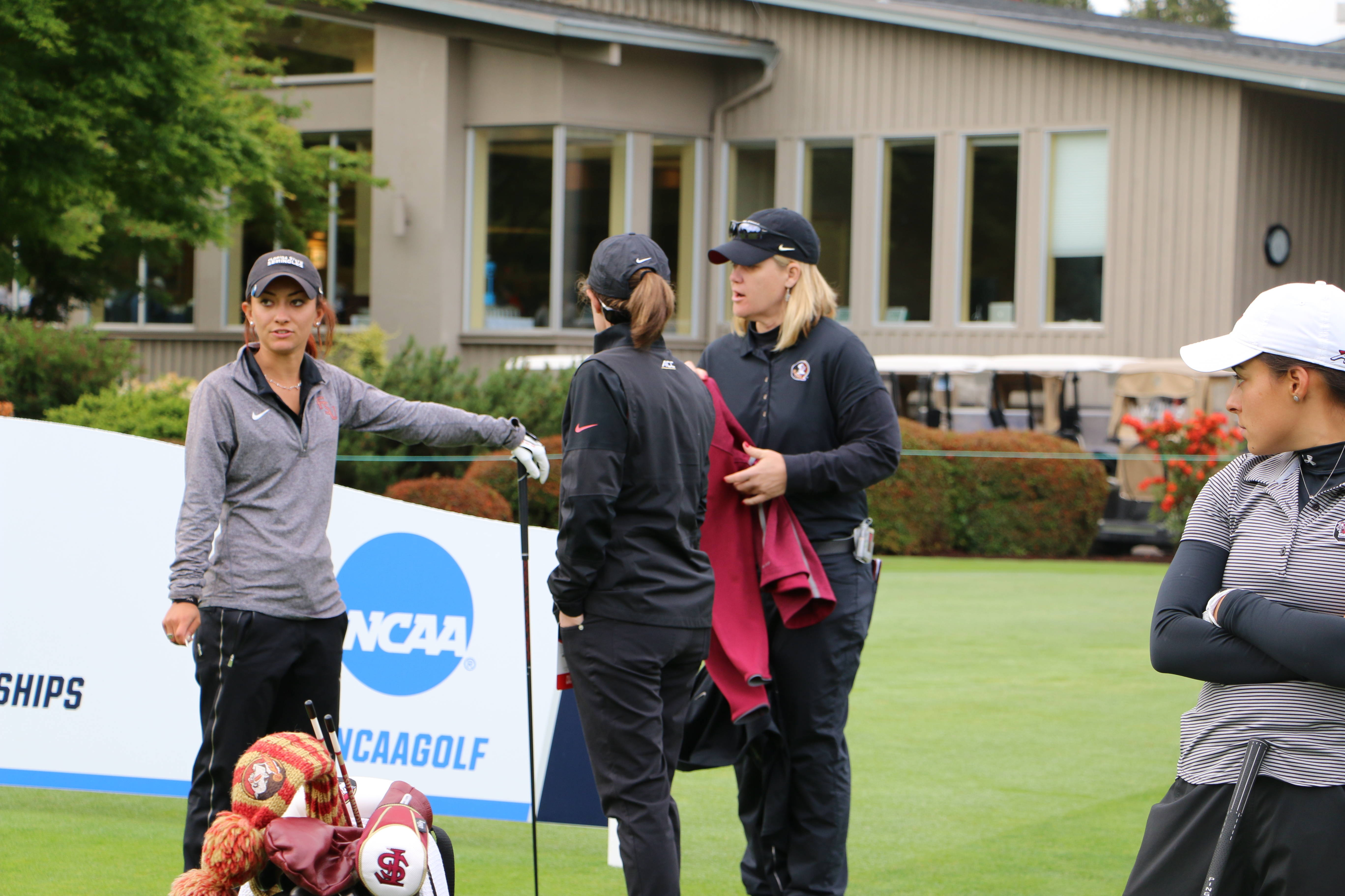 Florida State At NCAA Division I Women's Golf — First Round