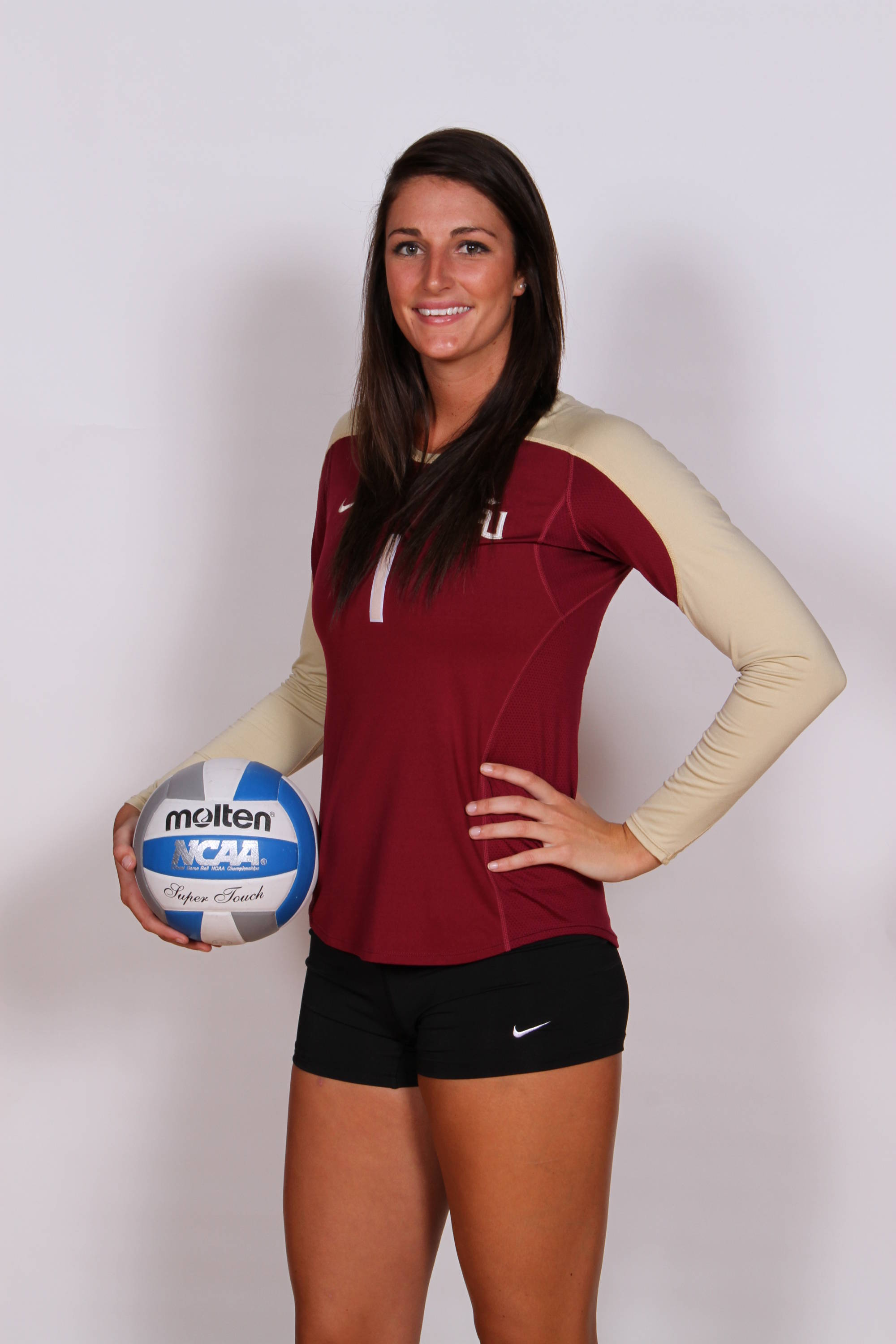 Rachael Morgan is ready to end her four-year FSU career strong!