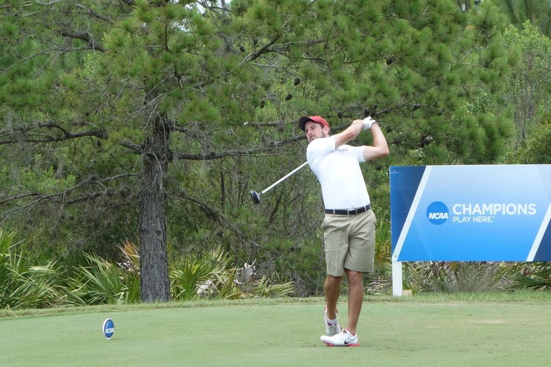 NCAA Golf Championships — Day 1