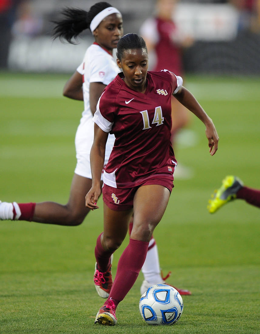 Tiffany McCarty - 2011 College Cup