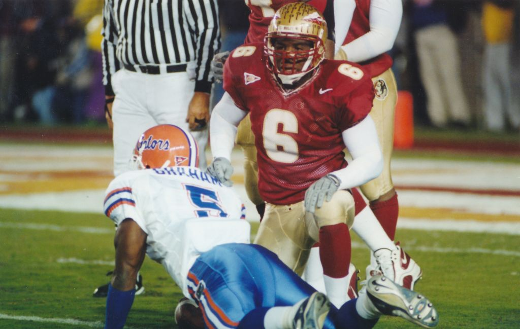 Years Later, Butler, Gibson Receive FSU Degrees