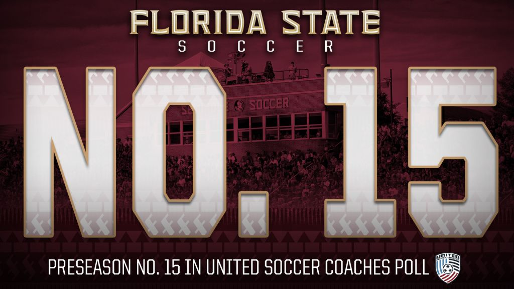 Florida State Opens 2017 Ranked No. 15