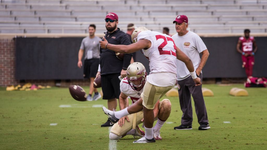 Scrimmage Roundup: Fisher Impressed With Kelly, Kickers