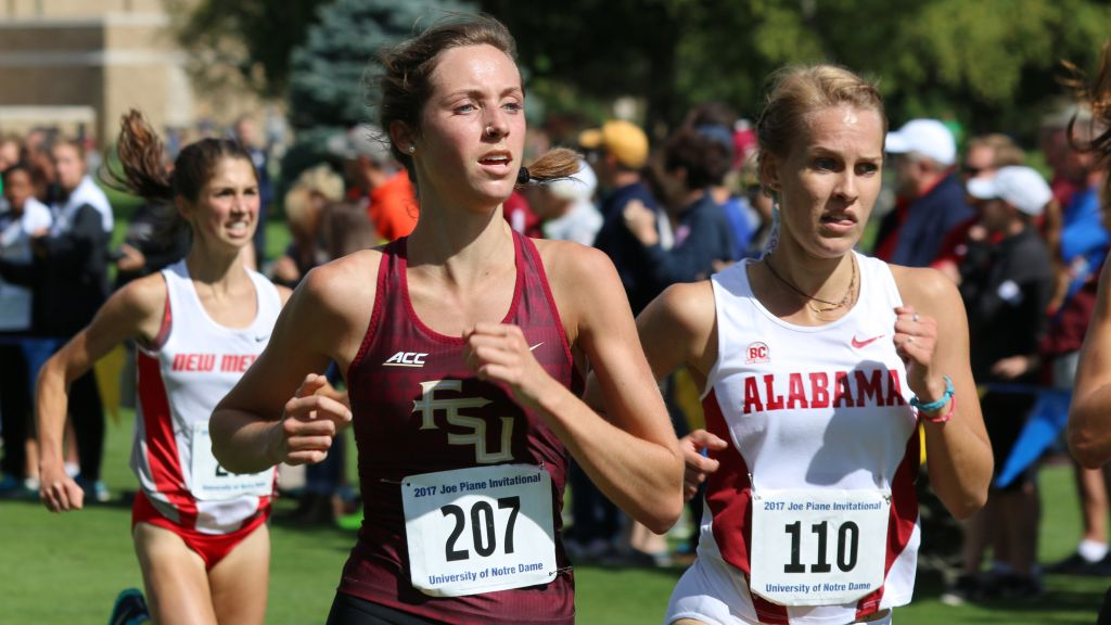 Youth Rises, Leading Women To Solid Finish At Notre Dame