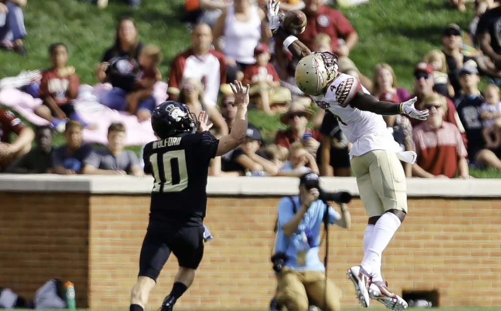 First and 10: Florida State at Boston College