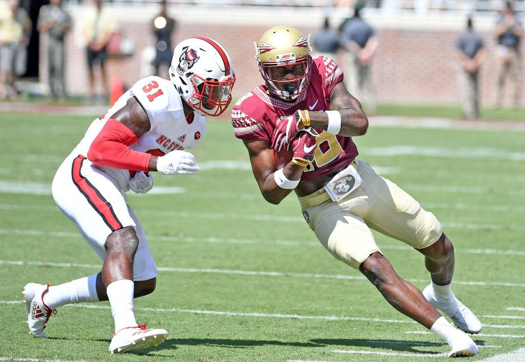 Opportunistic Pack Sack Noles In Home Opener
