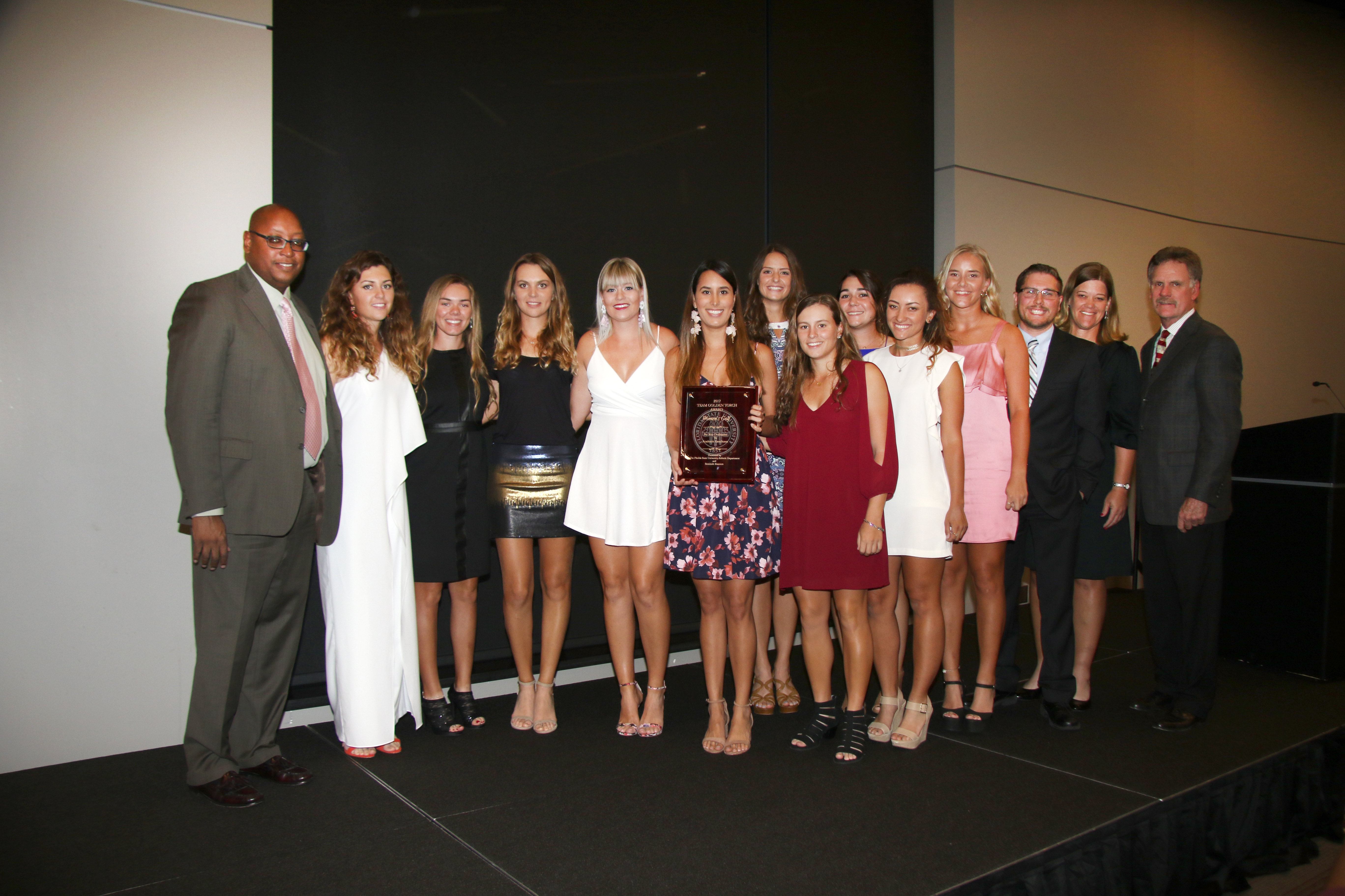 PHOTOS: Golden Torch Honors FSU's Best