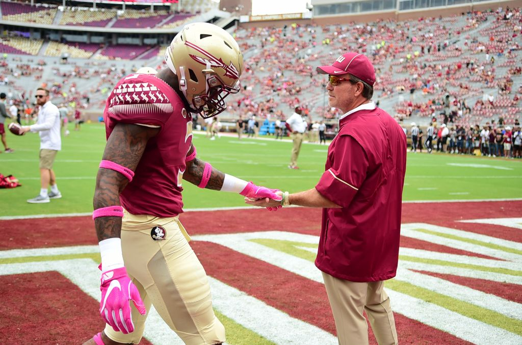 First and 10: Florida State at No. 4 Clemson