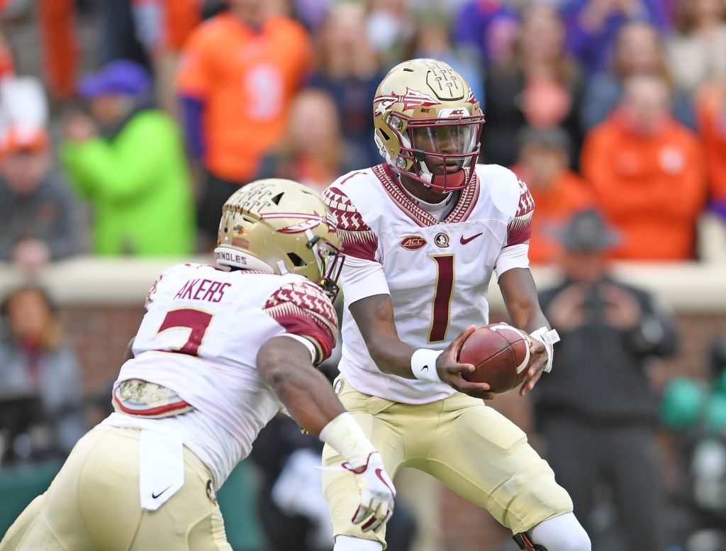 First and 10: Florida State at Florida