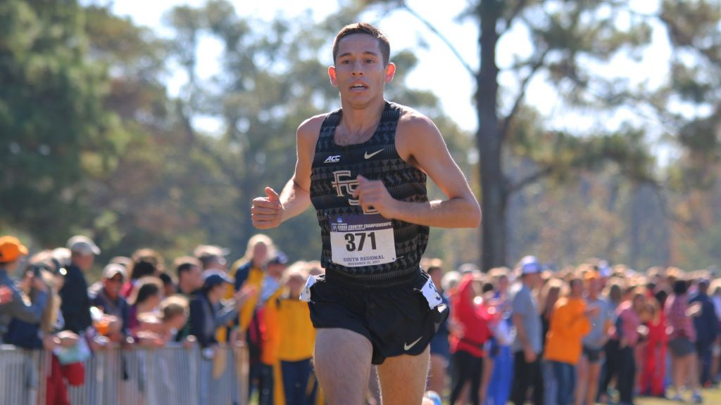 Judd, Hall Pace Pair Of Fourth-Place Region Finishes