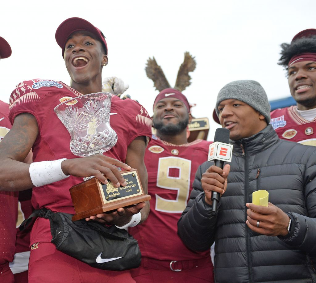 MVP Blackman Speaks Loudest On Indy Bowl Stage