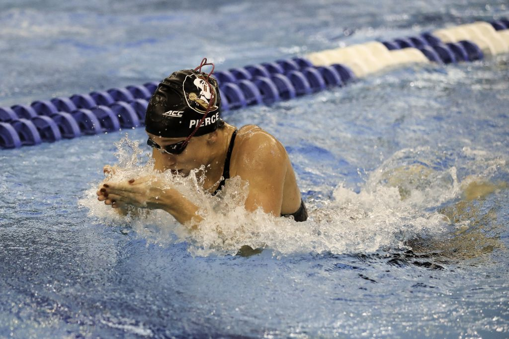 Swim & Dive Wins Four Medals on Third Night of ACCs