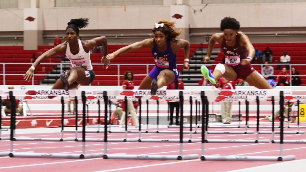 Knight Lands No. 2 Long Jump In Nation At Tyson