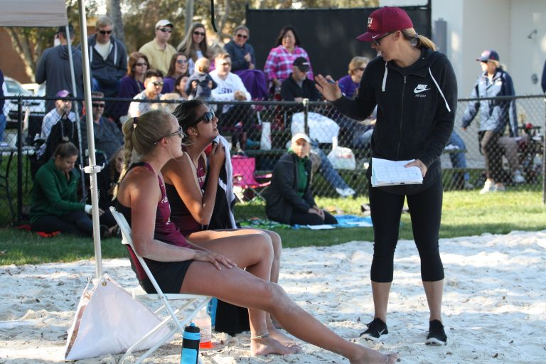 Beach Volleyball Sets High Expectations for 2018 Season