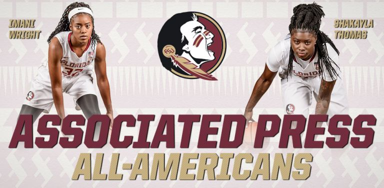 Two Seminoles Named AP All-Americans