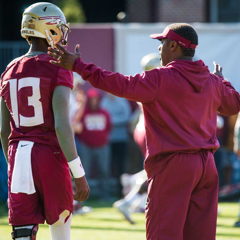 Five Takeaways From Willie Taggart's Spring Preview