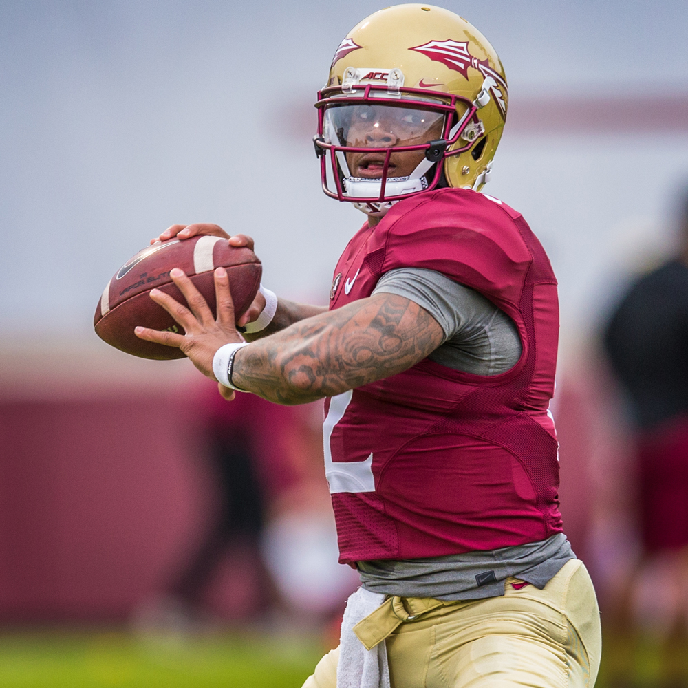 Competition Key As Taggart Evaluates QBs