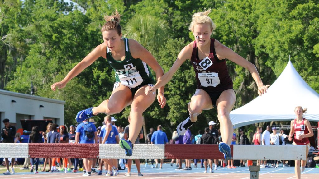 Ewers' Collegiate-Leading 200 Highlights Day At Tom Jones Memorial