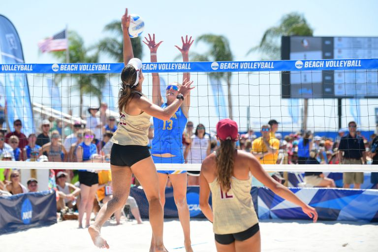 Three Pairs Set to Compete in USA Volleyball Collegiate Beach Championships