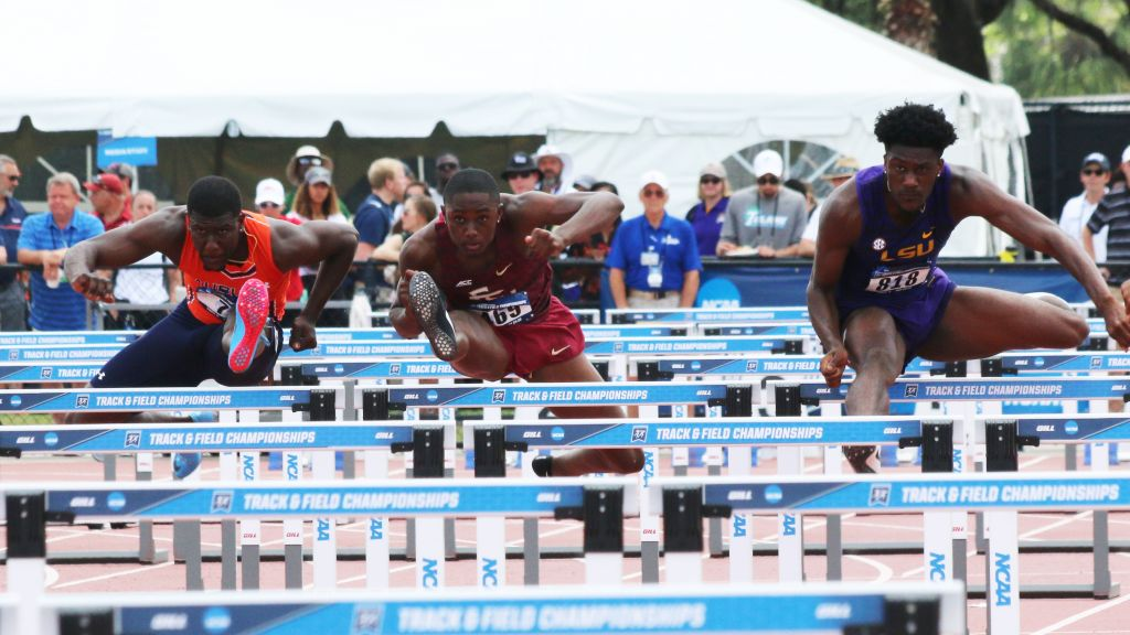 Ewers' Sizzling 9.98 Tops Five More Qualifying Noles
