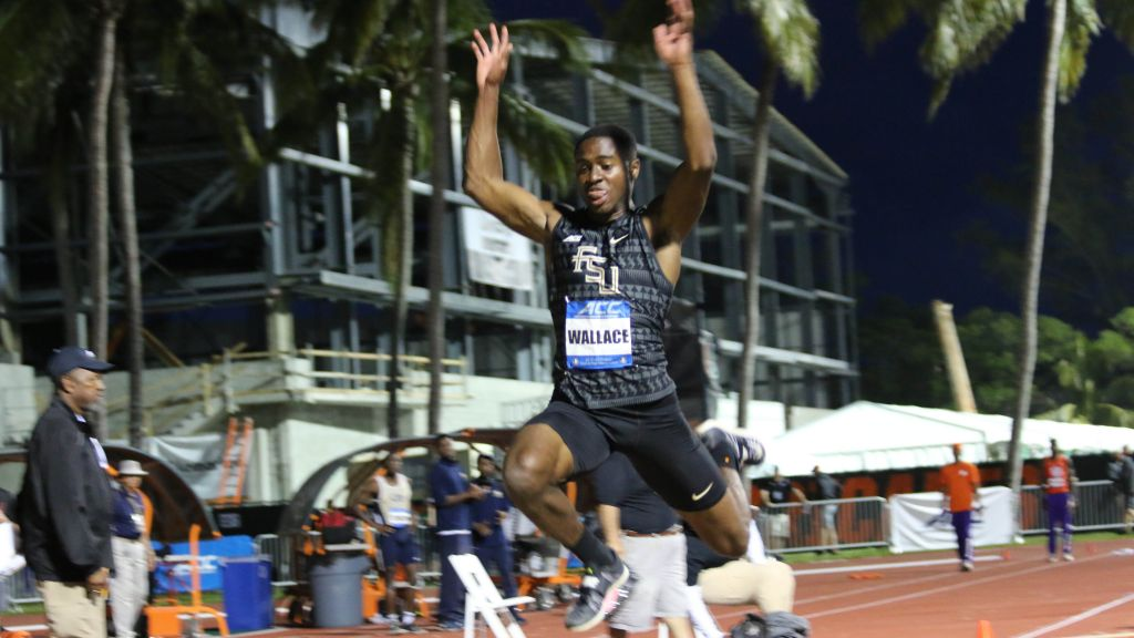 Noles Men Claim 12th ACC Outdoor Track & Field Title