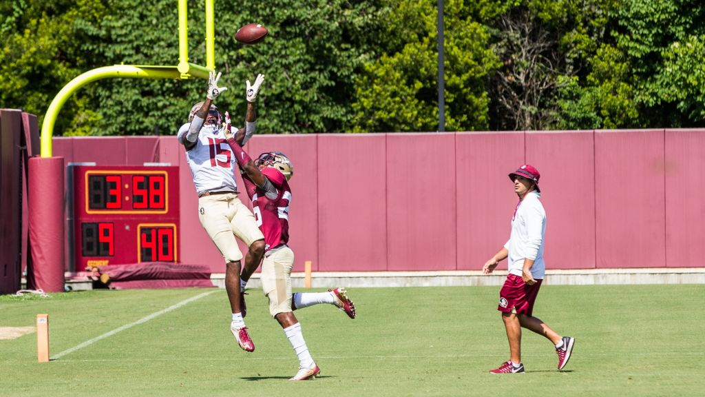 Practice Report: Noles Get Physical, Gear Up For Road Trip