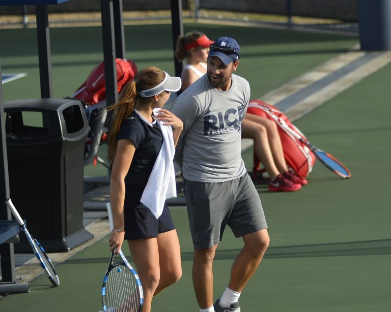 """New Women's Tennis Assistant Excited To Join """"Elite Program"""""""