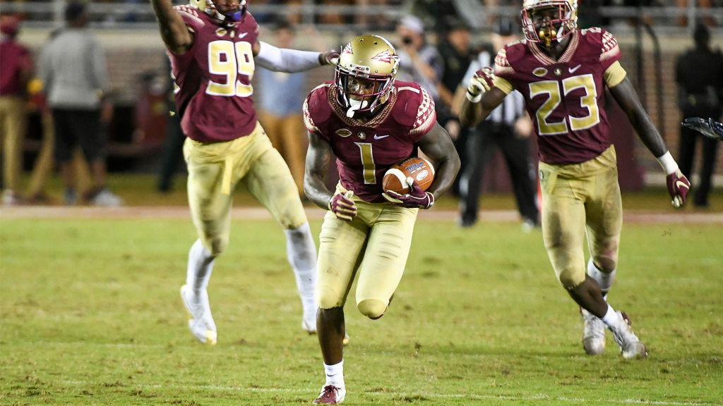 Noles Extract Taggart's First Win With Great Escape