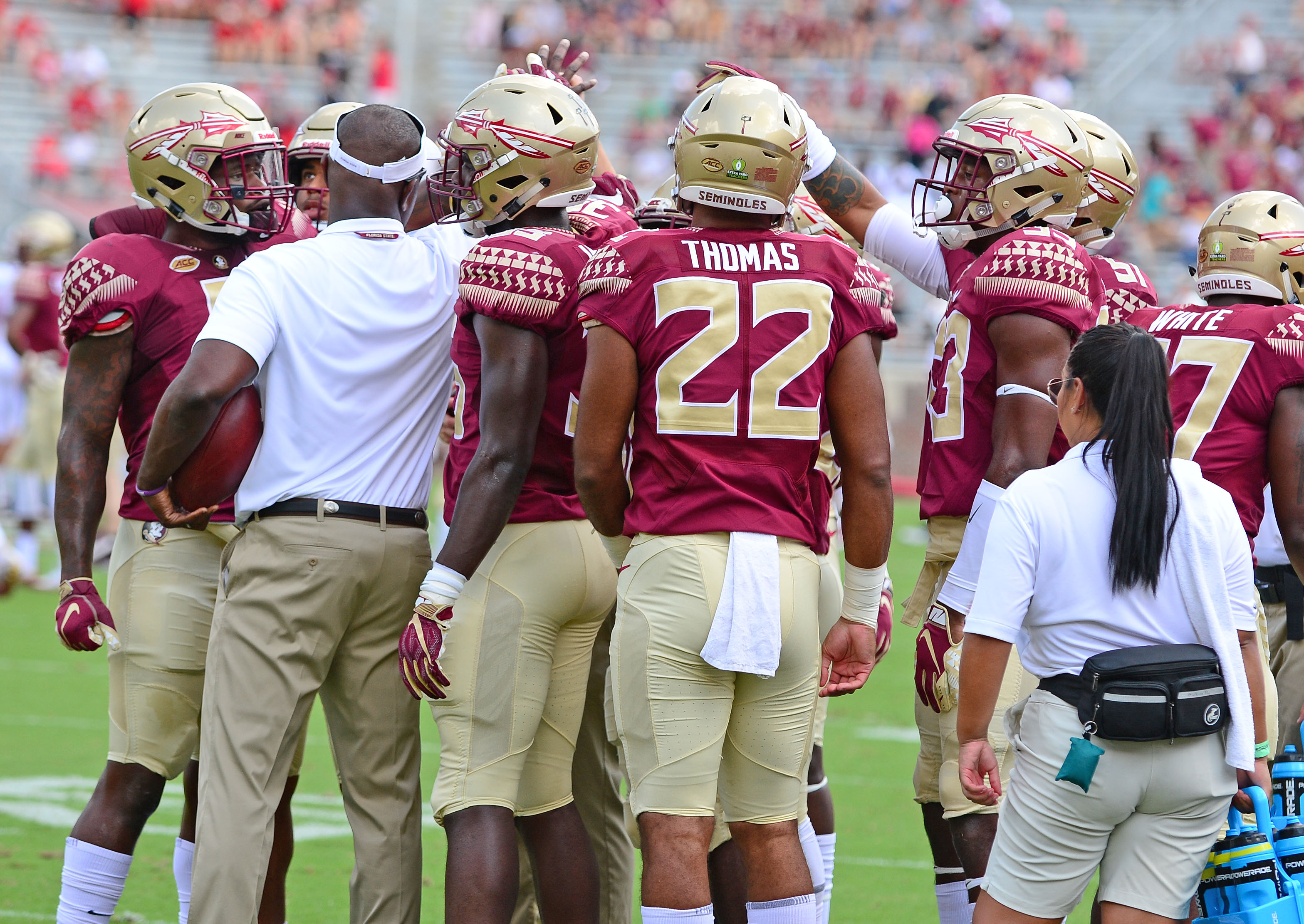 Photos: FSU vs. NIU