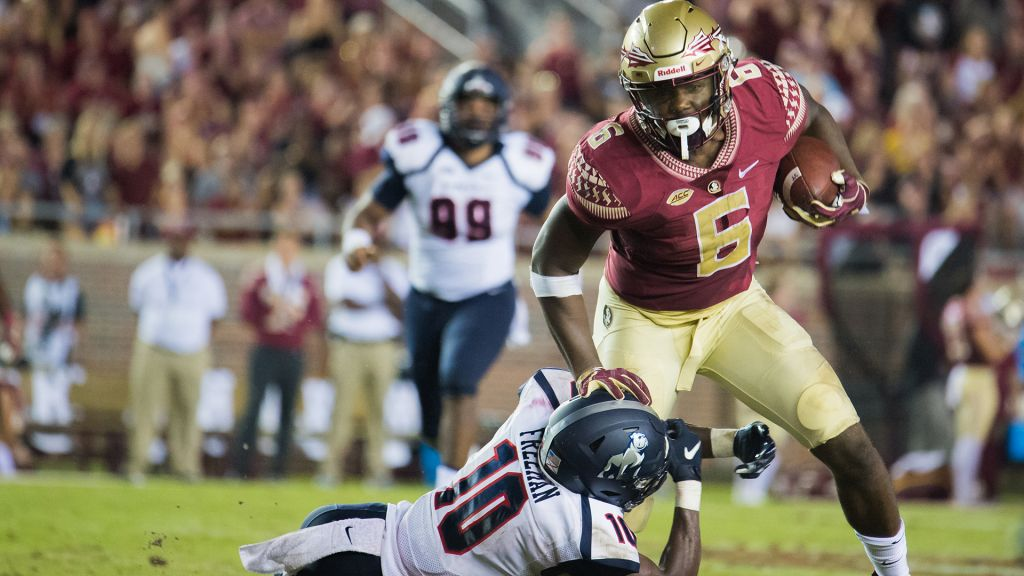 Bell Takes A Lap Around FSU Offense