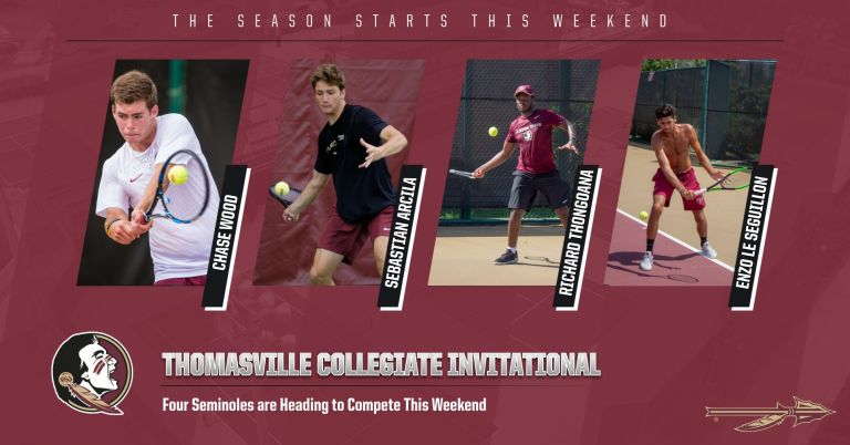 Seminoles Start the Fall at the Thomasville Collegiate Invitational