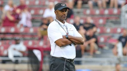 Football Roundup: Taggart Talks QBs, DEs, GPAs