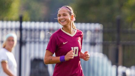 FSU Defeats TCU 2-0 in Season Opener