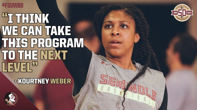 Weber Ready for the Next Chapter
