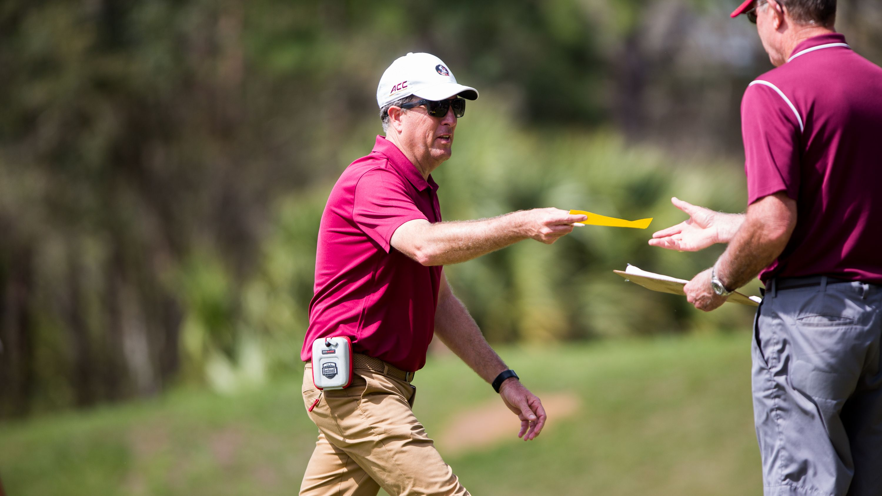Men's Golf Lands Fourth-Ranked Signing Class