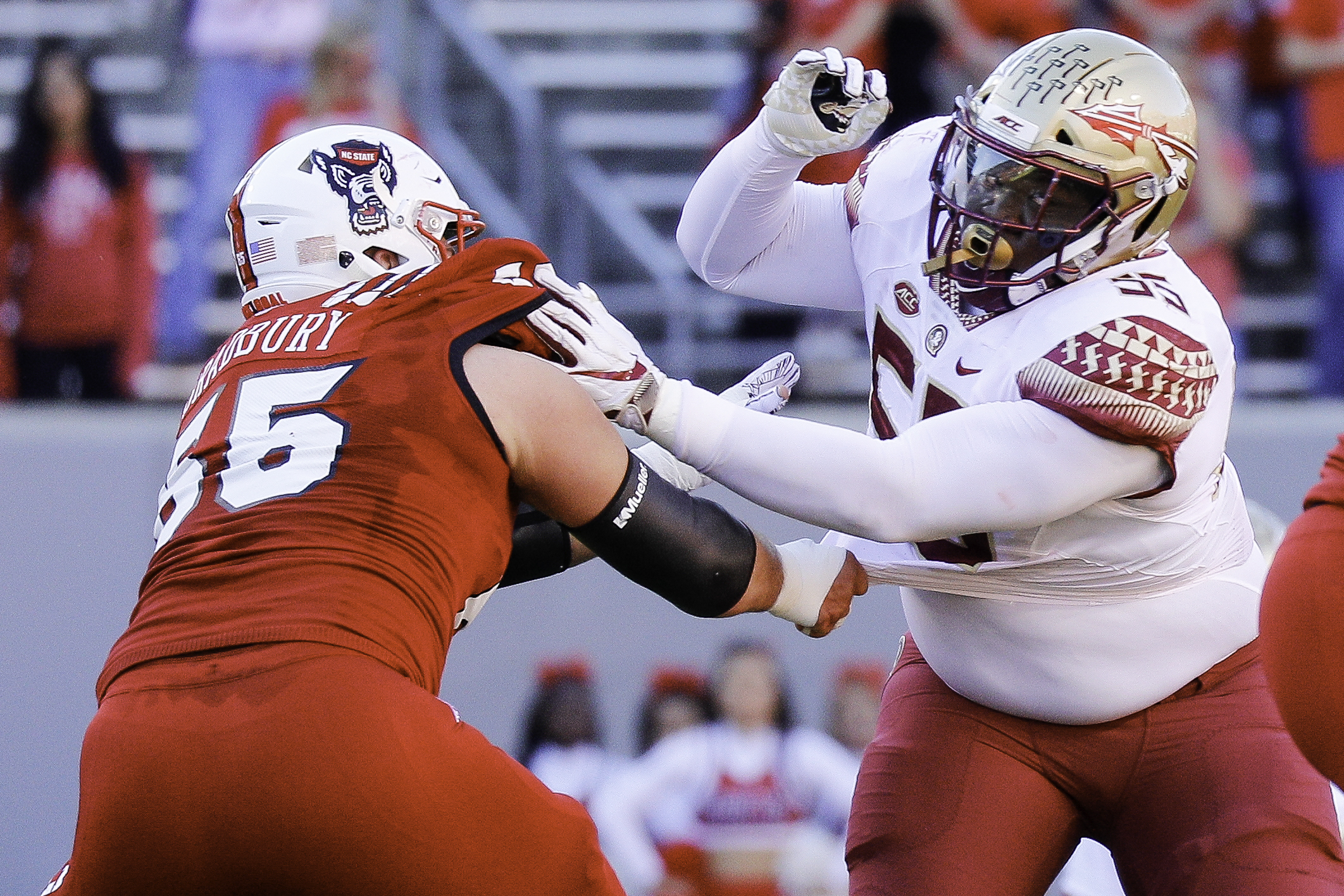 Photos: FSU at NC State