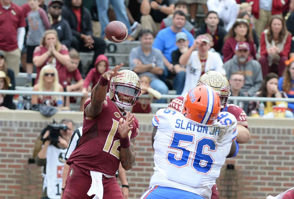 Clock Strikes 12 On Streaks, Noles' Football Season