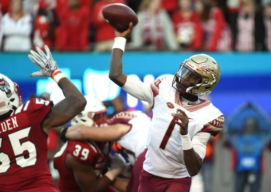 Blackman's Big Day An Encouraging Sign For Noles