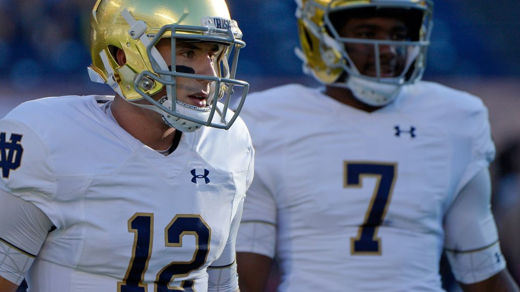 Football Roundup: QB Intrigue Surrounds FSU-ND