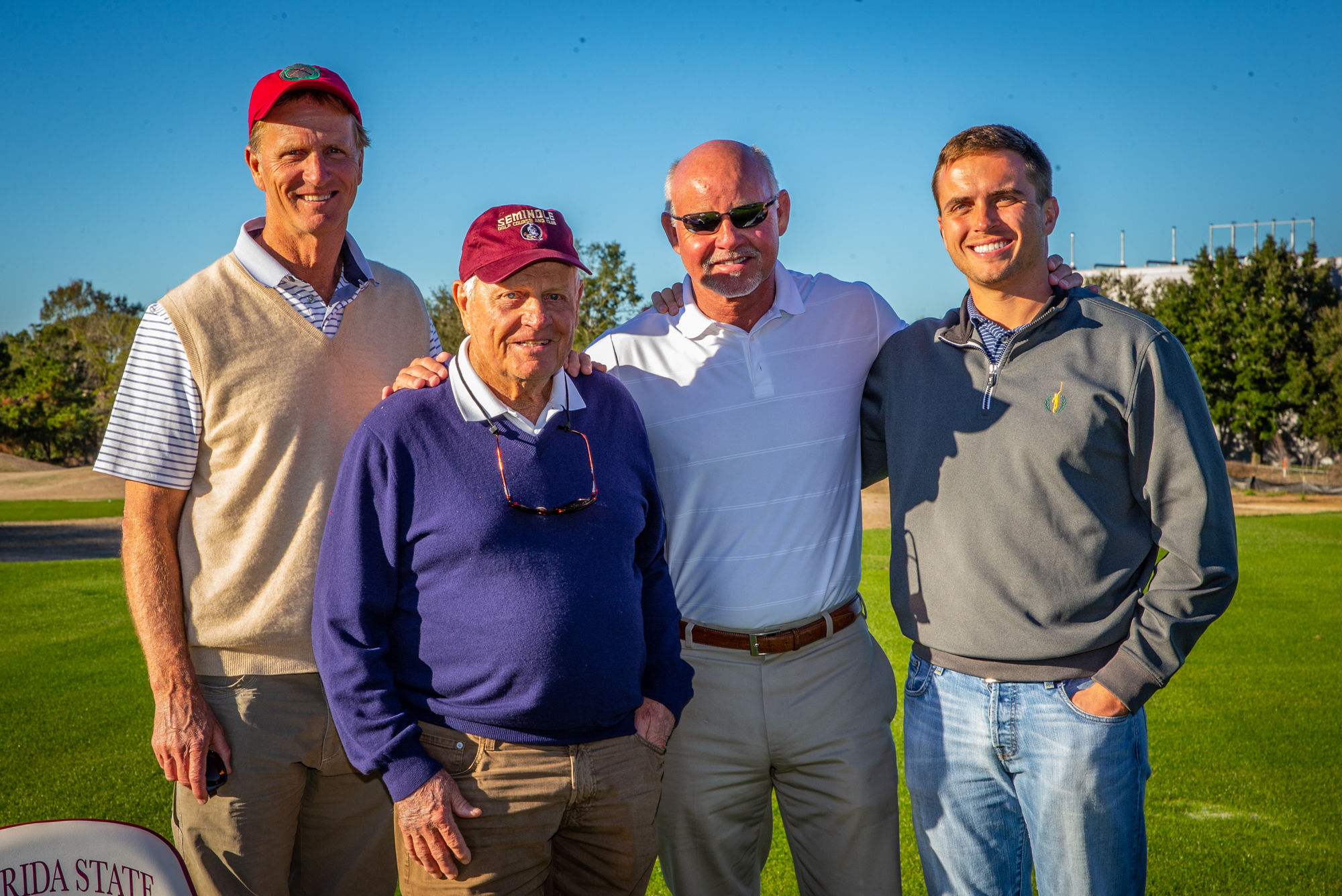 A Visit by Jack Nicklaus: January 6, 2019