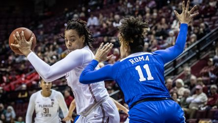 Battle Tested Noles Take 66-62 Win