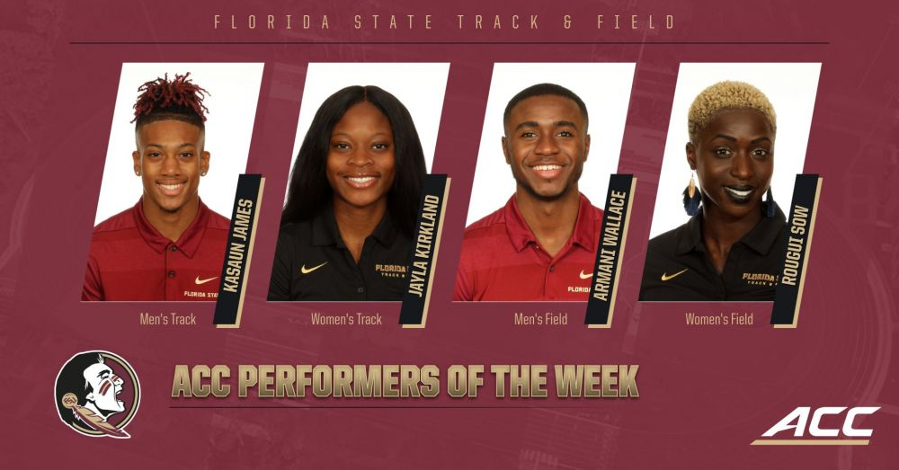Break Out The Brooms: Noles Sweep ACC Honors