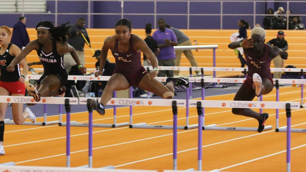 Nationally-Ranked Noles Off To Flying Start Indoors