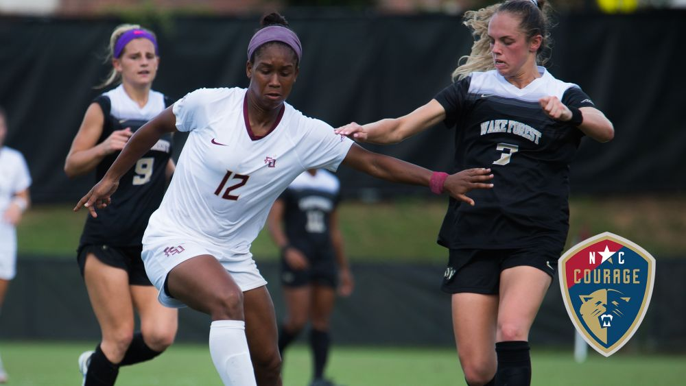 Kaycie Tillman Selected By NC Courage In NWSL College Draft