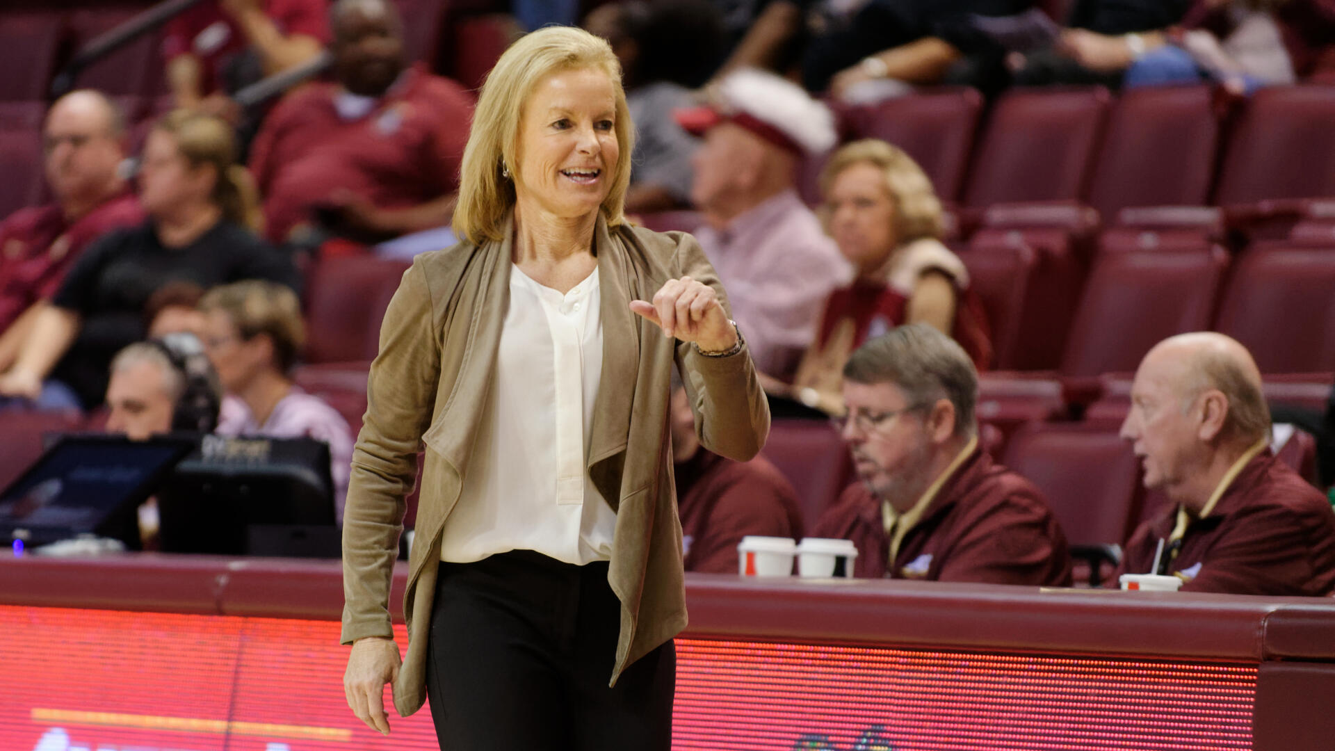 Women's Hoops Predicted Fifth in the ACC